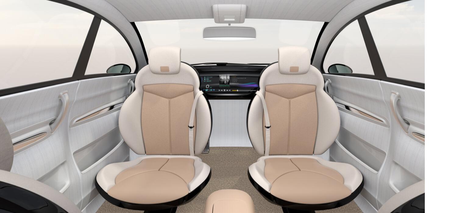 Automotive PR Marketing Auto Interior