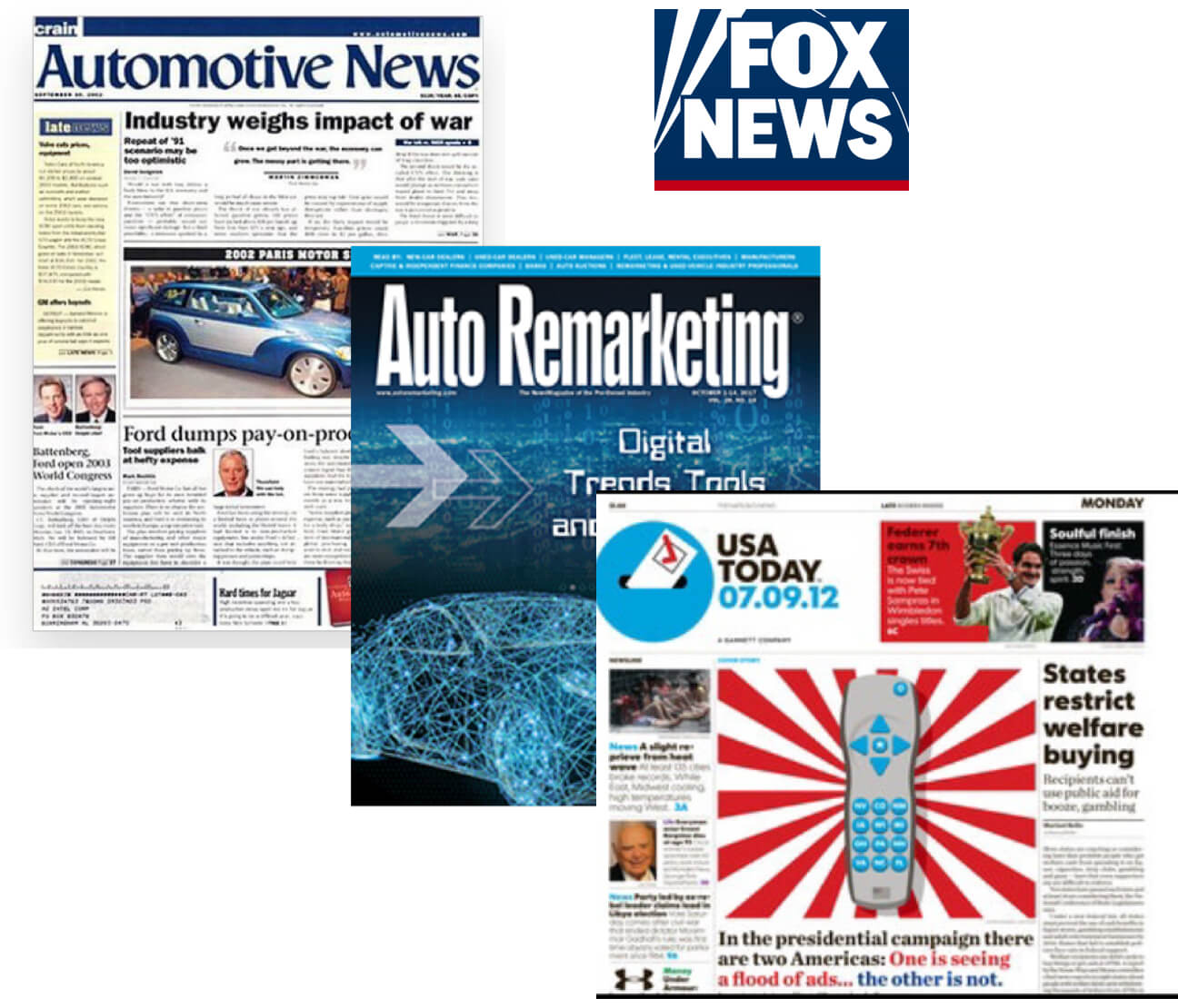 Automotive PR Marketing Case Studies Two