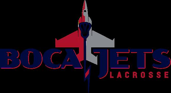 Boca Jets Lacrosse | Branding | Merit Mile