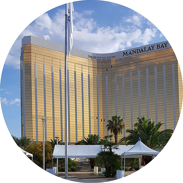 Microsoft Inspire 2019 will be held at the Mandalay Bay in Las Vegas, NV