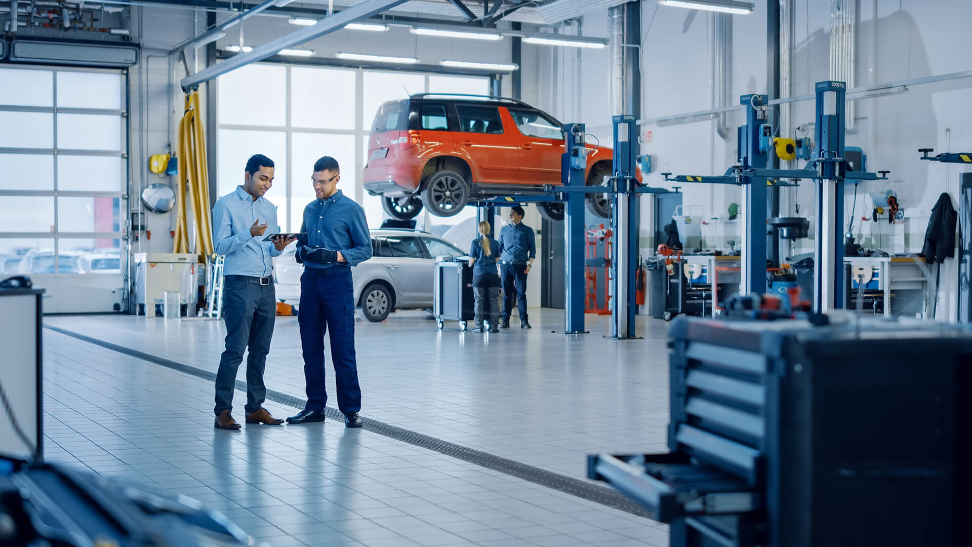 Customer Data as Key to Automotive Innovation